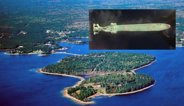 Decouverte Oak Island