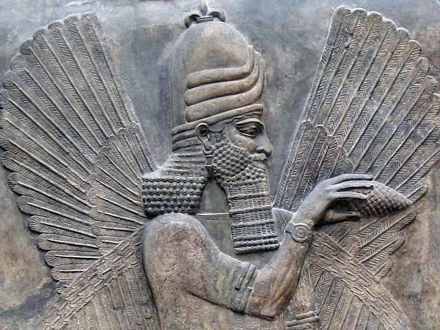 En la antigua Babilonia, Marduk era el creador de los mundos, el dios más importante del panteón babilónico. Su figura se asociaba con Júpiter, por lo que no es de extrañar que los antiguos astrónomos trazaran con mucha atención la órbita del gigante gaseoso.