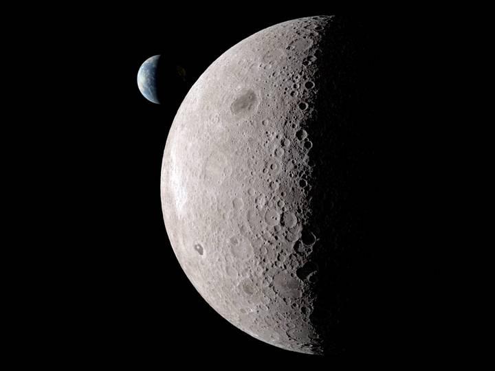 Hasta la fecha, la cara oculta de la Luna ha sido solo fotografiada, nunca explorada 'in situ'. Algo que, si todo va bien, podría cambiar muy pronto.