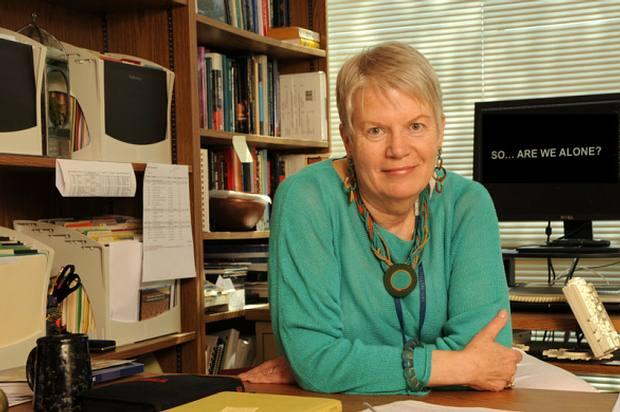 Jill Tarter / Imagen cortesía de SETI.