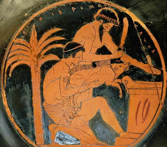 El temor llevó a las antiguas sociedades a sacrificar animales para aplacar la ira de la dioses.