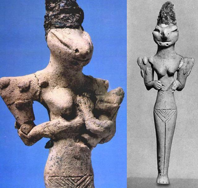 ¿Cuál era el verdadero aspecto de los dioses Anunnaki?