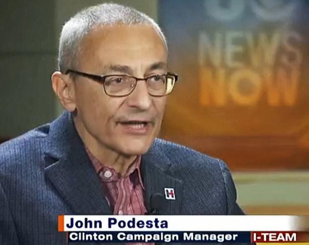 John Podesta.