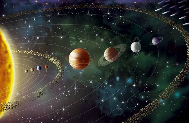 Resultado de imagen de En una longitud de onda de unas pocas micras, la Tierra es el planeta más brillante del Sistema solar y destacaría como un objeto impactante si se utilaza cualquier telescopio de infrarrojos suficientemente sensible situado en nuestra proximidad estelar