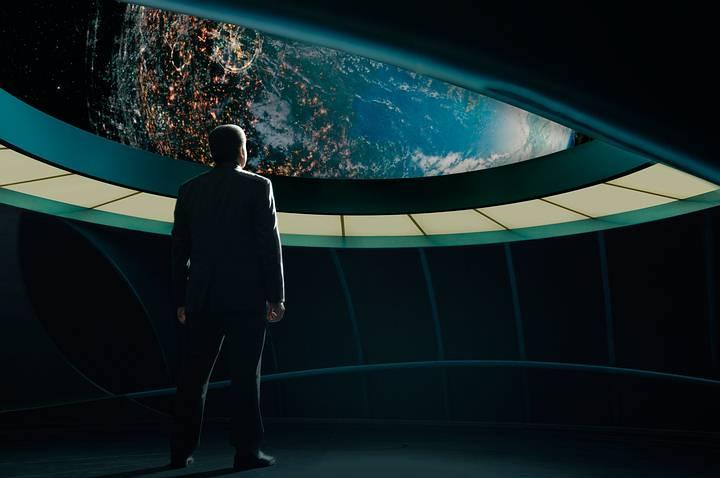 «Nuestra mayor protección frente a los extraterrestres sería no lanzar señales de vida inteligente en la Tierra».