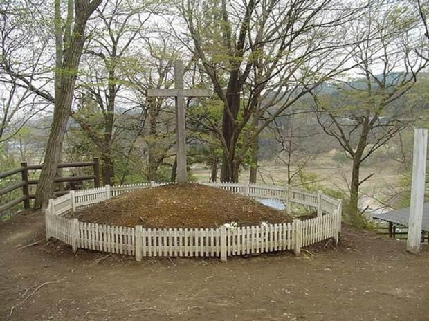 «Tumba de Cristo», Shingo, Aomori, Japón.