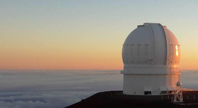 El planeta enano transneptuniano fue localizado por el telescopio Canadá-Francia-Hawái en Maunakea, Hawái, como parte del 'Outer Solar System Origins Survey' (OSSOS).