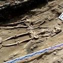 Post thumbnail of ¡Hasta que la arqueología los separe! Aparecen en Rusia los restos de una pareja tomada de la mano desde la Edad del Bronce
