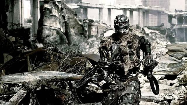 Imagen: Terminator Salvation.