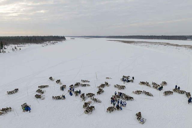 Día del Pastor de Renos. Península de Yamal, Siberia. Febrero de 2016.