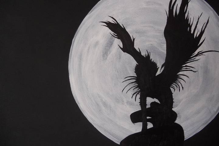Shinigami. 'Death Note' (animé, 2006).