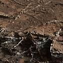 Post thumbnail of Resuelven el misterio de las «venas» de Marte