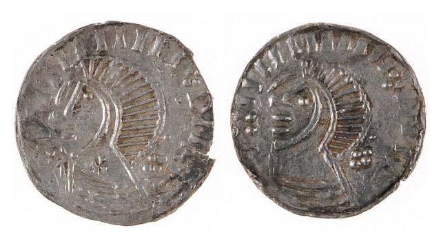 Este tipo de monedas de plata circularon en la región durante el siglo 11, principalmente en la Isla del Hombre y Escocia, y hasta ahora ninguna había sido encontrada en la isla esmeralda.