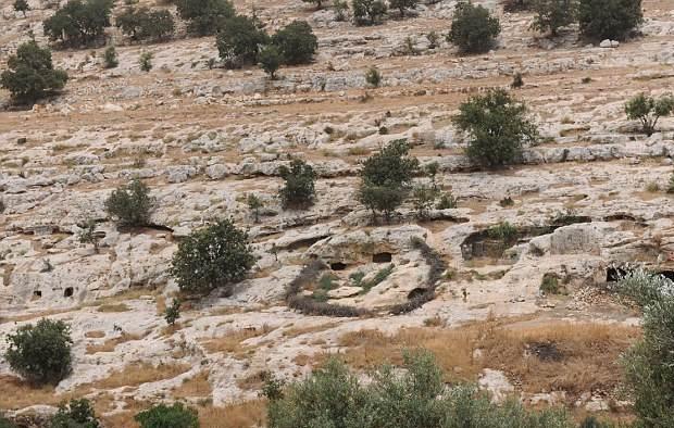 Los ancestrales libros de metal fueron encontrados en unas cuevas de Jordania (foto) por un beduino israelí en 2008. El hallazgo fue anunciado oficialmente en 2011.