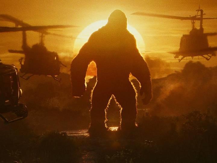 Fotograma de la película 'Kong: Skull Island' (2017).