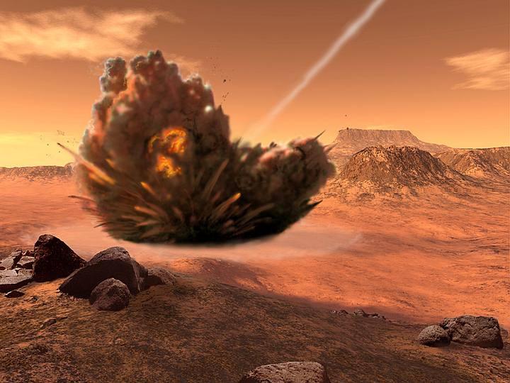 mars asteroid impact 2017 - photo #29