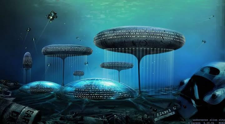 Civilizaciones enteras podrían yacer bajo las aguas de exoplanetas ubicados en la zona de habitabilidad de su estrella.