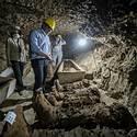 Post thumbnail of Encuentran 17 momias en el centro de Egipto