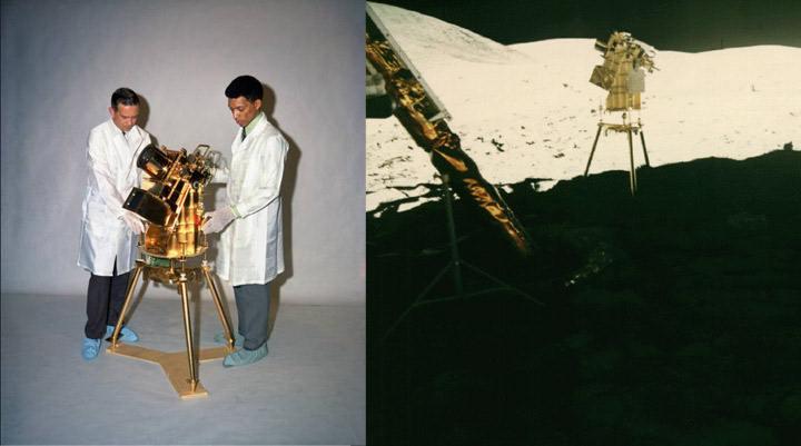 El afroamericano George R. Carruthers patentó un diseño de cámara para el ultravioleta lejano que también funcionaba como espectrógrafo y que denominó 'electronografía'. Gracias a su constancia, en 1971 recibió la autorización de la NASA para incluir un instrumento ultravioleta en la misión Apolo 16.