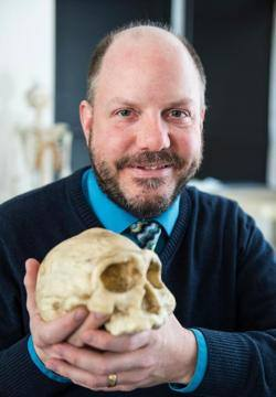 El antropólogo John Hawks.