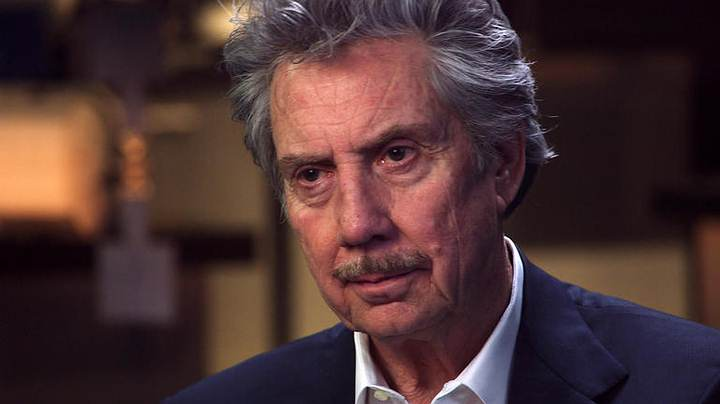 Robert Bigelow. Crédito: CBS NEWS.