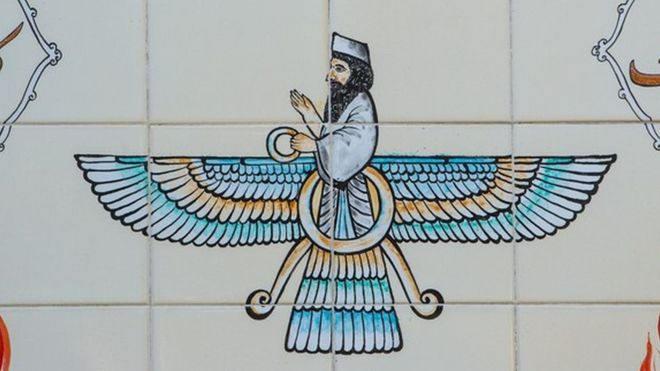 Ahura Mazda u Ormuz es el nombre en idioma avéstico para una divinidad exaltada por Zoroastro como el Creador no creado, es decir, la deidad suprema del zoroastrismo.