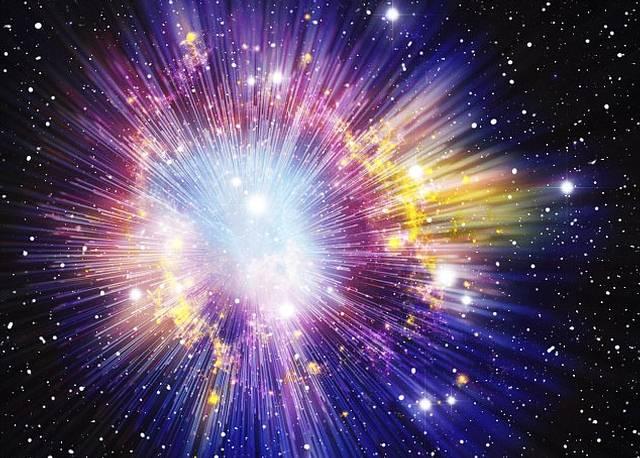 Los científicos han teorizado que en el momento que el Big Bang creó el universo, se generaron iguales cantidades de materia y antimateria.