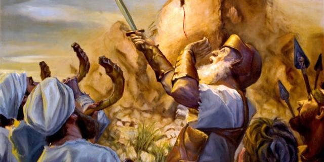 «Pero de las ciudades de estos pueblos que Yahvé tu Dios te da por heredad, ninguna persona dejarás con vida, sino que los destruirás completamente: al heteo, al amorreo, al cananeo, al ferezeo, al heveo y al jebuseo, como Yahvé tu Dios te ha mandado; para que no os enseñen a hacer según todas sus abominaciones que ellos han hecho para sus dioses, y pequéis contra Yahvé vuestro Dios». DEUTERONOMIO 20:16-18.