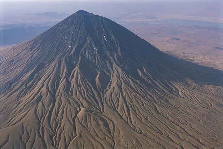 La Montaña de Dios.