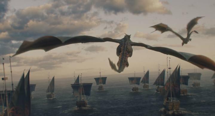 El problema para unos dragones reales no sería mantener el vuelo, sino despegar.