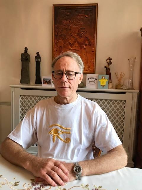Graham Hancock es autor, entre otros, de libros como 'Las Huellas de los Dioses' (1995).