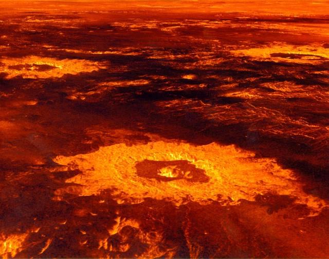 Actualmente Venus carece de agua líquida y sus condiciones en superficie se consideran incompatibles con la vida conocida.