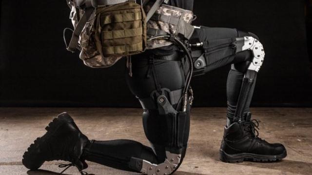 army-exoskeleton