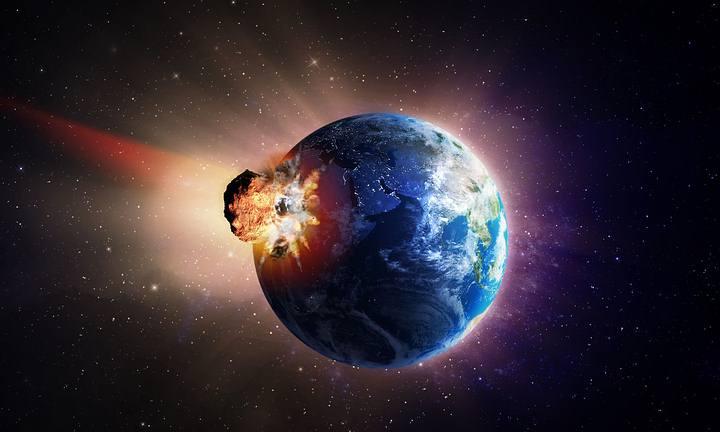earth-impacted