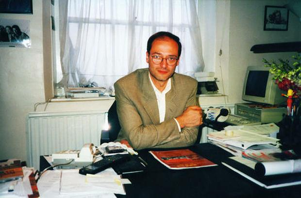 Ray Santilli.
