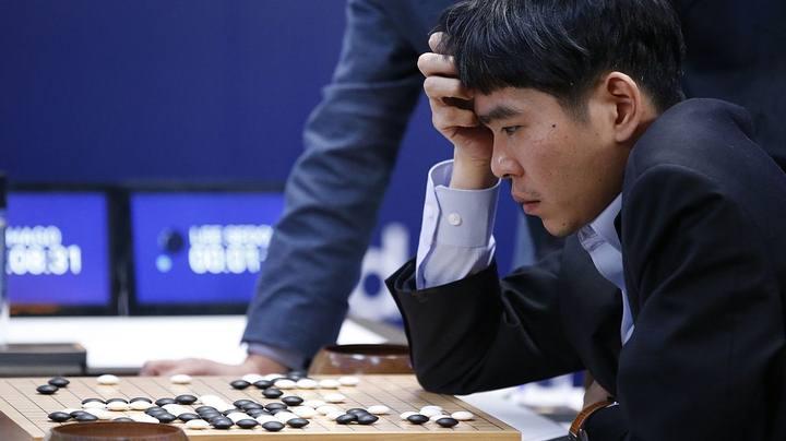 Lee Sedol viendo cómo una máquina acababa con él.