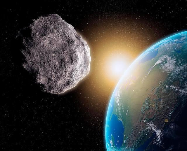 Este asteroide mide la mitad de aquel que aniquiló a los dinosaurios.
