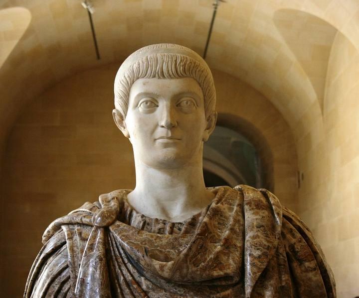 Constantino I el Grande.