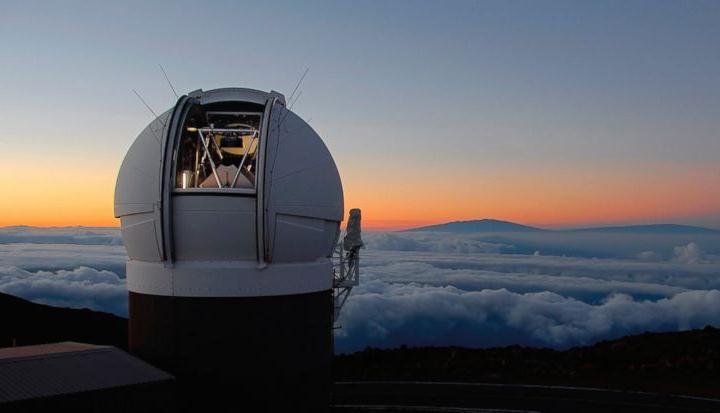 El objeto fue detectado el pasado 19 de octubre por el telescopio Pan-STARRS 1, situado en el volcán de Haleakala (Hawái, EE.UU.).