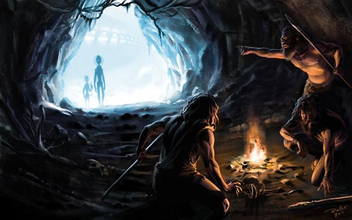 Diferentes culturas antiguas alrededor del mundo hablan de «dioses instructores» que los visitaron.