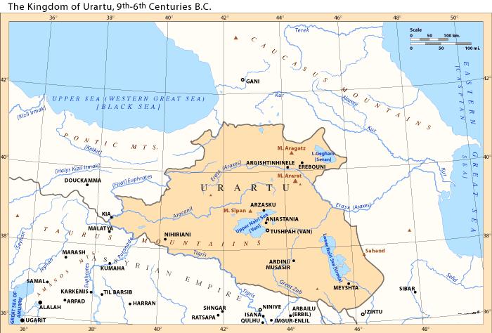 urartu-kingdom