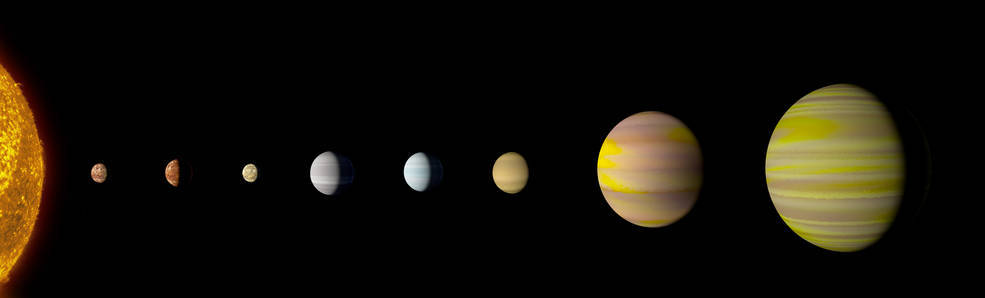 Crédito: NASA/Wendy Stenzel.