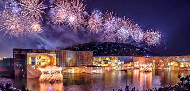 El cuadro fue vendido por más de 450 millones de dólares e irá al Louvre de Abu Dabi (foto).
