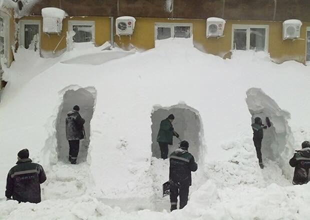 nieve-erie