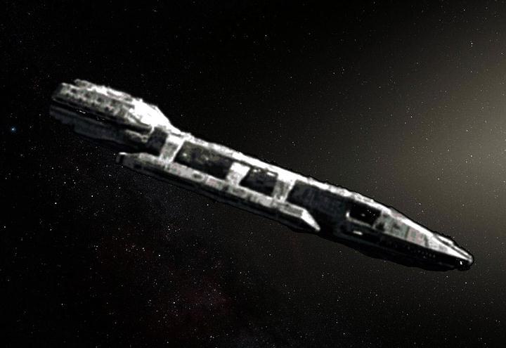 El Dr. Jason Wright, de la Universidad de Penn State, ha sugerido que Oumuamua es una nave extraterrestre dañada, posiblemente una «sonda autorreplicante»,