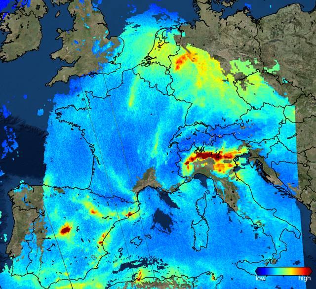 sentinel5p_nitrogen_dioxide_over_europe