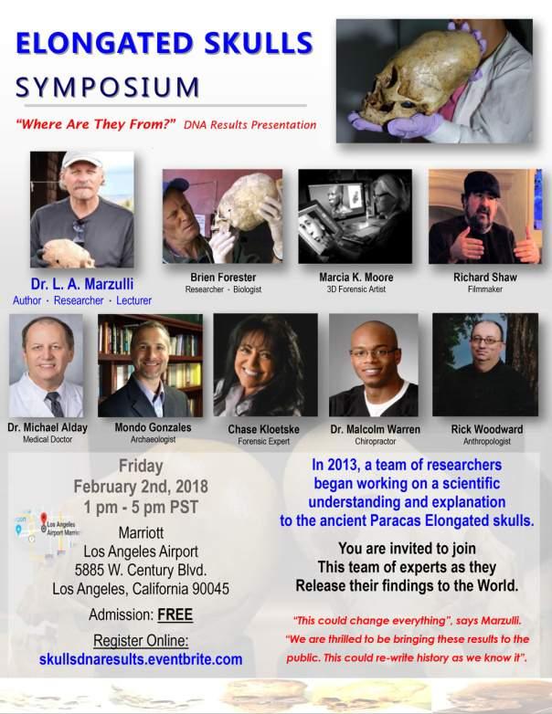 Poster con el que se anunciaba el evento en Internet.