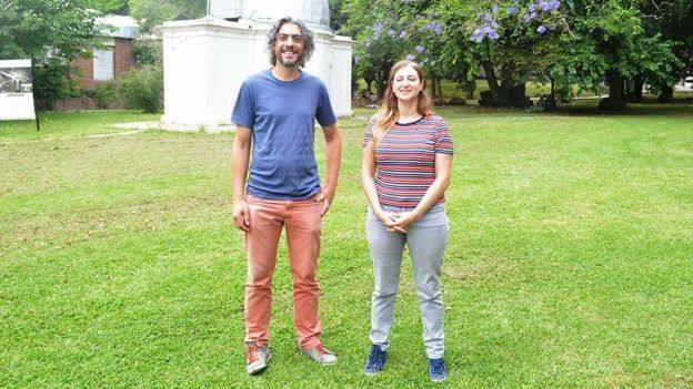 Gastón Folatelli y Melina Bersten lideraron la investigación. (Foto: CONICET).