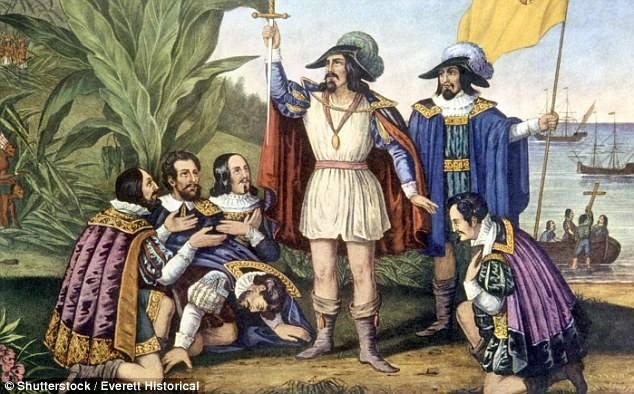 Los investigadores fueron capaces de rastrear diferentes eventos de migración, tal como la llegada de Colón a América y cuando los holandeses desembarcaron en Sudáfrica.