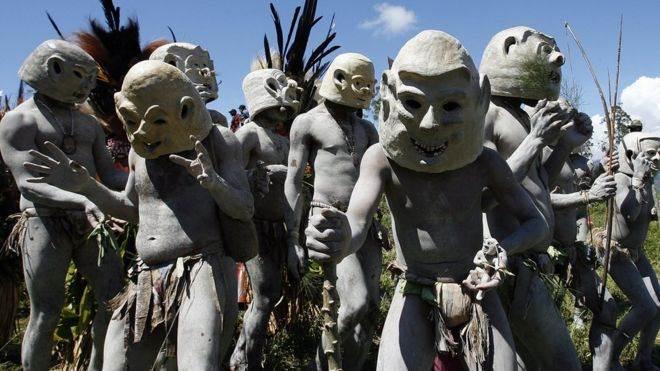 En Papúa Nueva Guinea hay pobladores cuyo ADN proviene en un 5 % de ancestros denisovanos.